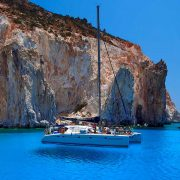 sailing greece
