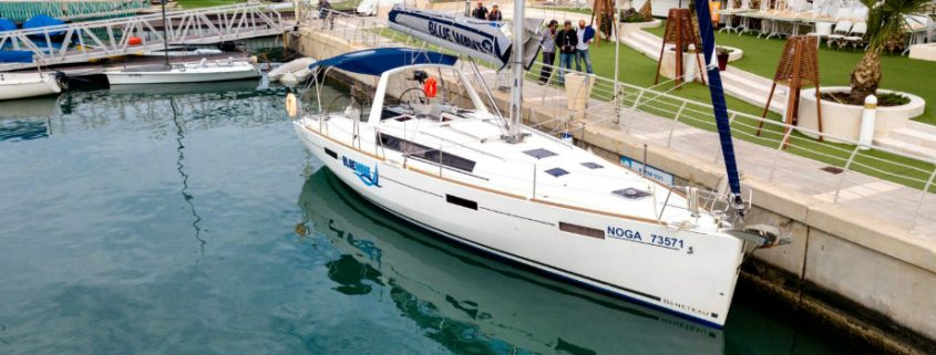 noga yacht