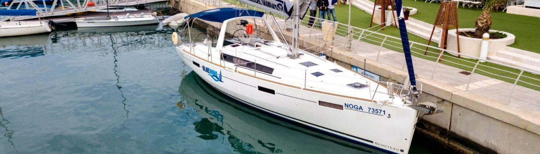 new yacht noga