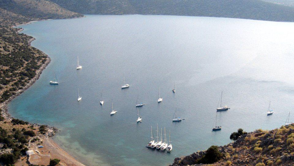 פלוטילה בשבועות 2012 המפרץ – הסרוני יוון