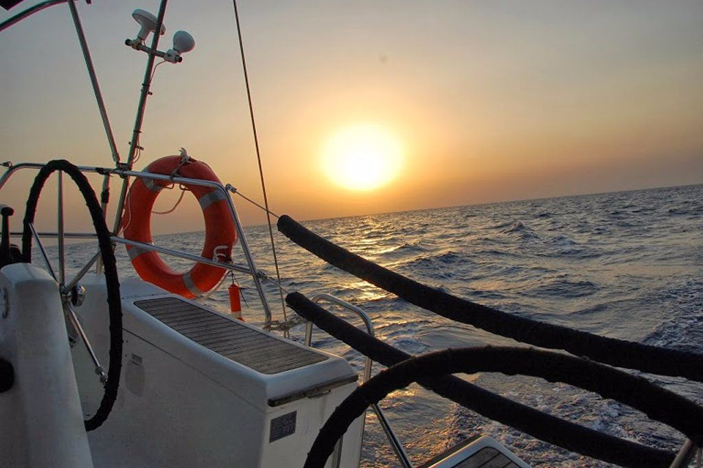הפלגה לקפריסין - 2013 - יאכטה מרינה