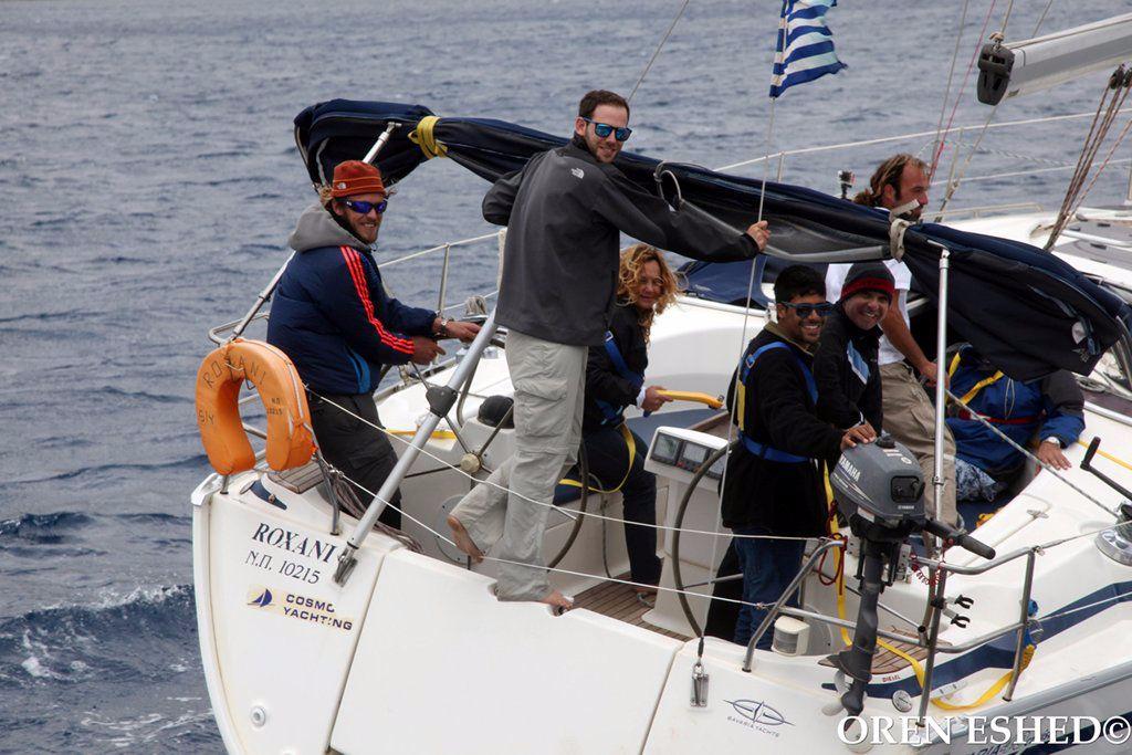הפלגה ליוון - פלוטילה 2014 מועדון שייט בלו ווייב