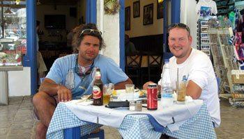 פלוטילת שבועות ביוון - גיא ויואב