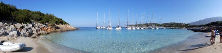 ים צלול בחופי יוון - פלוטילה 2016