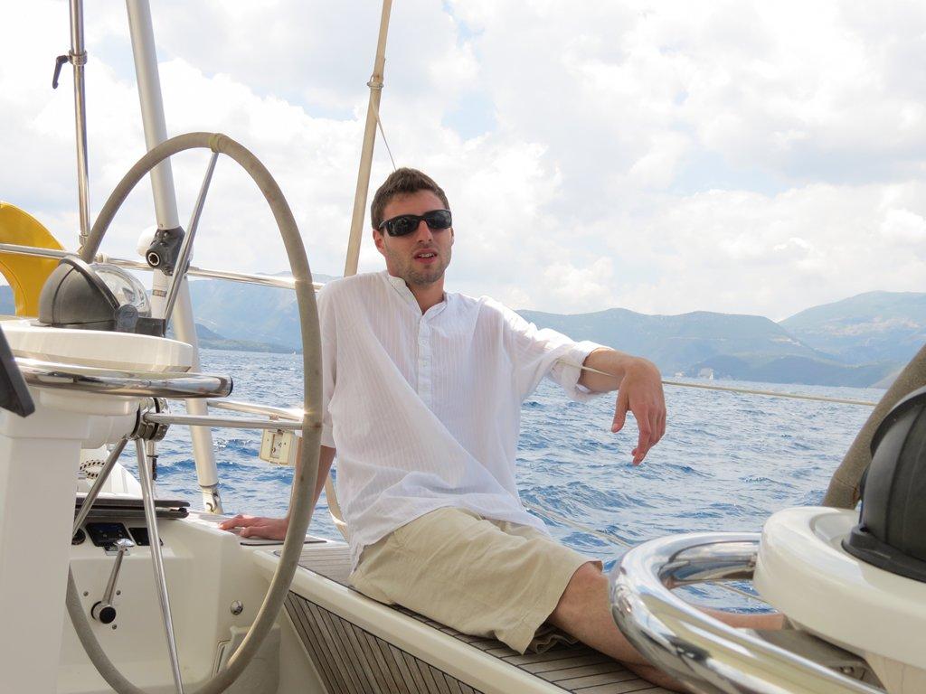 החיים הטובים - שייט ביאכטה ביוון