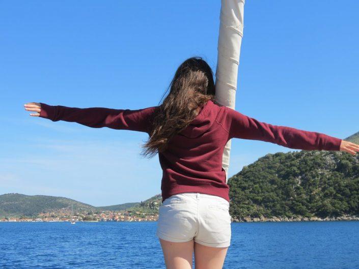 החיים הטובים בים הפתוח