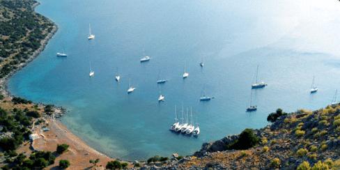 פלוטילות - החופשה המושלמת - תמונה מפלוטילה ביוון