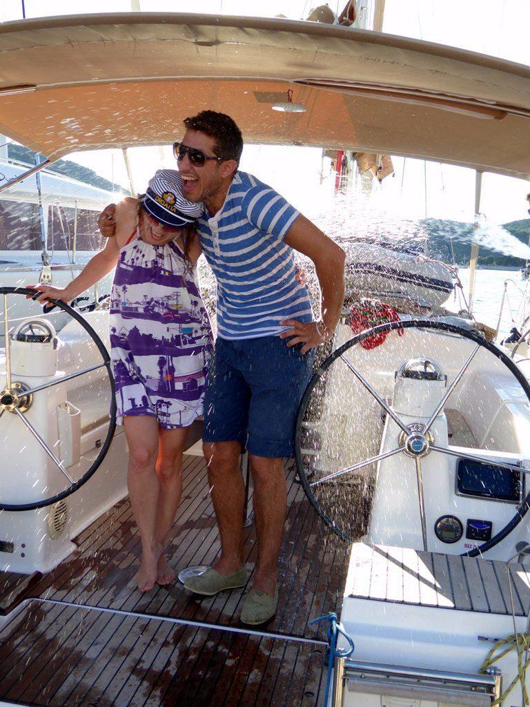 הפלגה לקרואטיה - פלוטילה קיץ 2014